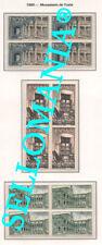 1965 MONASTERIO YUSTE MONASTERY CHARLES I CARLOS I  1686 / 88 ** MNH B4  TC21756