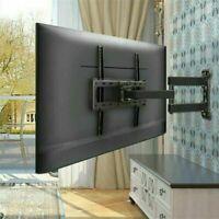 TV Wall Bracket Mount Tilt Swivel Samsung LG Toshiba 32 40 43 50 55 65 70 Inch