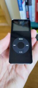 Apple iPod nano 2GB - Black MA099FB/A *FOR PARTS/REPAIR* + FREE FAST DELIVERY