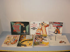 7 Calvn and Hobbes Comic Books by Bill Waterson 111119