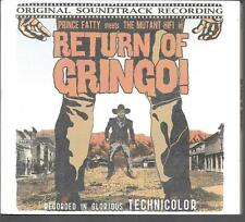 CD DIGIPACK 12 TITRES--PRINCE FATTY MEETS THE MUTANT HIFI--RETURN OF GRINGO