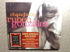 CHANCHULLO  -  RUBEN GONZALEZ -  NEW ALBUM  -  CD 2000  NUOVO E SIGILLATO