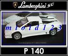 1/43 - Lamborghini Collection 50° : P 140 [ 1988 ] - Die-cast