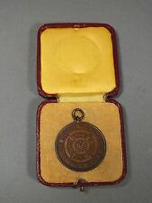 1938 Medalla de Premio de sociedad de ahorro de la vida real-J M Roberts En Caja
