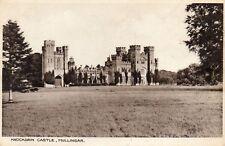 KNOCKDRIN CASTLE MULLINGAR WESTMEATH IRELAND IRISH POSTCARD POSTED in 1945