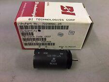 """7223R5KL.25 7/8"""" Diameter 10-Turn Wirewound Precision Potentiometer Position Sen"""