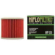 Hiflo Oil Filter HF133 Suzuki GS850 GZ,GLZ,GD,GLD,GE,GG 1979 - 1985