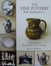 LIVRE/BOOK : POTERIE ANGLAIS (the vine pottery,minton,spode copeland,ceramique