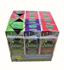 12 X 56ml Zoflora Mixed Pack - Concentrated Disinfectant Antibacterial & Odour