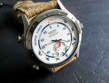 Cronógrafo Cuarzo Seiko Temporizador 8m32-8030 Reloj para hombres, calibre 8m32 Nuevo Viejo Stock