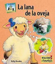 La Lana de la Oveja (Cuentos de Animales - 12 Titles) (Spanish-ExLibrary