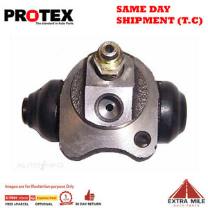 2x New Brake Wheel Cylinder-Rear For PROTON S16 BT 4D Sdn FWD 2010 - 2012