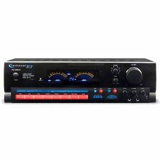 Technical Pro RX504 1500 Watt 2 Ch Integrated Aplifier & Pre-Amp Stereo Receiver