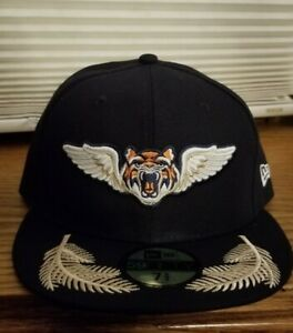 Lakeland Flying Tigers Hat Club league new era 7 5/8 USA made