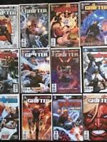 Hawk & Dove Comic Book Lot, 8 Issues, New 52  NM, Vol. 1
