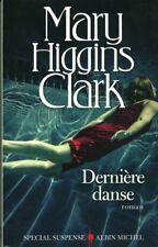 Livre dernière danse Mary Higgins Clark 2018 Albin Michel book