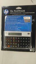 Hewlett Packard HP 12C Platinum Financial Calculator F2231AA#B17 (Spanish) NEW