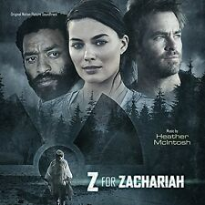 Heather McIntosh - Z for Zachariah (Score) (Original Soundtrack) [New CD]
