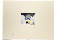 Kolo Newport Medium Photo Album Scrapbook Pictures Memories 8 1/2 x 11 Ivory