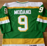 Minnesota North Stars Green Mike Modano Jersey L, XL, 2XL, 3XL