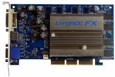 Club 3d NVIDIA GeForce FX 5200 le, 128 MB DDR, VGA, DVI, TV-out, AGP 8x
