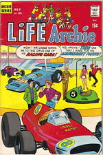 Life With Archie Comic Book #99, Archie 1970 VERY GOOD+/FINE-