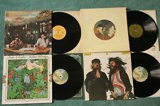 Seals & Crofts 4LP Lot 3 NM Vinyl 1 EX Down Here Summer Breeze Get Closer Sudan