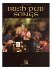 Irish Pub Songs Learn to Play Rover WHISKEY Black Velvet Band Piano MUSIC BOOK