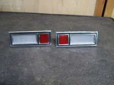 Ford Mercury Lincoln Town Car 1 Front Door Panel Courtesy Light Lamp E0VB-13707