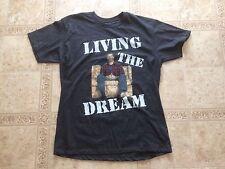 AL Bundy Married with Children Living the Dream T-Shirt Men's MEDIUM Brand New
