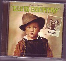 ELVIS PRESLEY CD ELVIS COUNTRY COMPLETE ALBUM