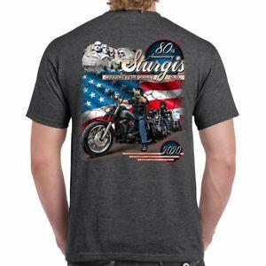 2020 Sturgis Motorcycle Rally American Bikers T-Shirt