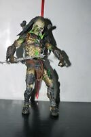 "Neca Predator Requiem AVP AVPR OPEN MOUTH Wolf Predator BLOODY 7"" FIGURE"