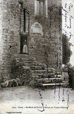 CORSE / Ste MARIE SICCHE // Maison de Vanina d' Ornano 1910