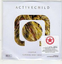 (ER415) Active Child, Subtle ft. Mikky Ekko - DJ CD