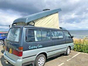 Toyota Campervan - rare factory conversion!  1991 CruisingCab (Repair or Spares)