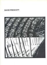 DAVID PRESCOTT from chance to probability USA 1989 EX