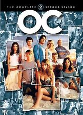 The O.C. - The Complete Second Season (DVD, 2005, 7-Disc Set)130