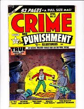 """Crime & Punishment   No.37     : 1951 :     : """"Hearse For Danny"""" :"""
