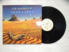 """LP URIAH HEEP """"Head First"""" BRONZE 893 052 FRANCE §"""