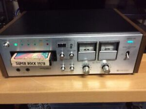 Vintage Pioneer RH-65 8-track 8 track Player Recorder with Dolby NR
