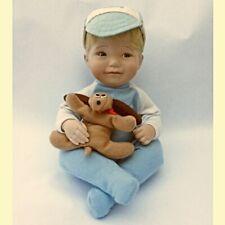 Ashton Drake Puppy Love Muñeca de porcelana por Diana Effner