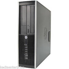 Desktop PC COMPUTER HP Elite 8300 CORE I3 2100/ 4 GB / 320GB HDD/ USB 3.0
