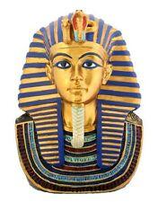 Ancient Egyptian Pharaoh King Tut Burial Mask Mini Figurine Egypt Decoration