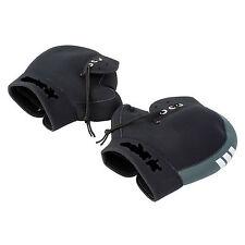 New Bikingear Boxer Neoprene Thermal Motorcycle Handlebar Bar Muffs Grip Warmers