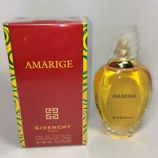 Amarige by Givenchy Eau de Toilette for Women 3.3oz  / 100ml *NEW IN SEALED BOX*