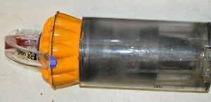 Dyson GENUINE DC40 Metallic Orange Used Bin and Cyclone Canister Multi Floor