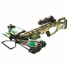 PSE Fang XT Crossbow complete package Mossy Oak COUNTRY Camo