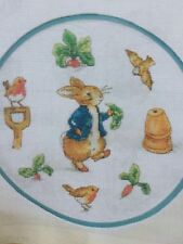 Peter Rabbit  Cross Stitch Chart