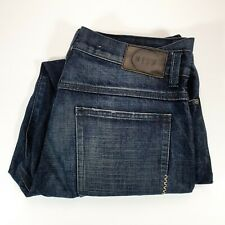 Neuw Johnny Tapered Jeans 33/32 Mens Dark Blue (Altered, check measurements)